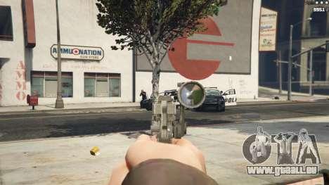 GTA 5 DL44 sixième capture d'écran