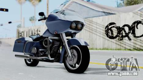 Harley-Davidson Road Glide pour GTA San Andreas