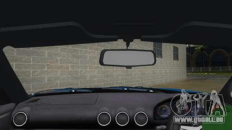 Nissan Silvia S15 326 Power pour GTA San Andreas vue intérieure