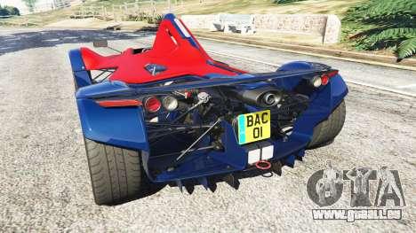 BAC Mono pour GTA 5