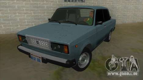 VAZ 2107 v1 pour GTA San Andreas