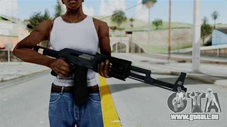 GTA 5 Assault Rifle für GTA San Andreas