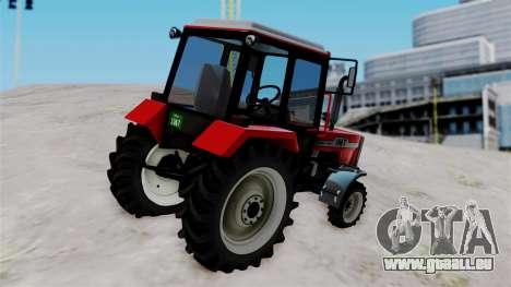 IMT Traktor für GTA San Andreas linke Ansicht