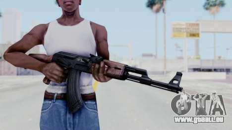 Thanezy AK-47 pour GTA San Andreas