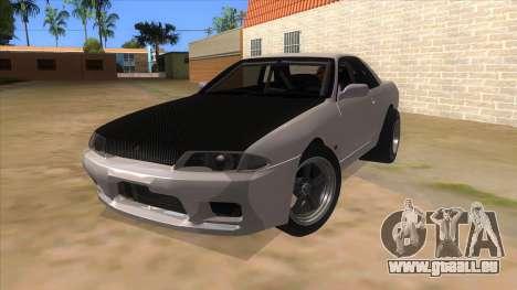 Nissan Skyline R32 Drag für GTA San Andreas
