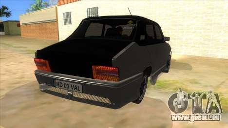 Dacia 1310 Tunata für GTA San Andreas Rückansicht