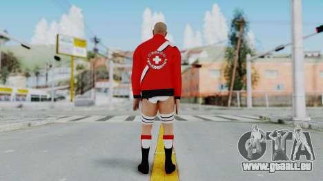 Ant Cesaro 2 pour GTA San Andreas troisième écran