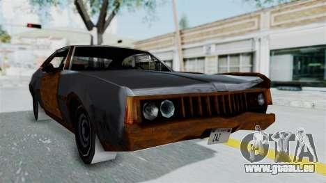 Updated-Clover für GTA San Andreas