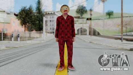 GTA Online DLC Festive Suprice 2 pour GTA San Andreas deuxième écran