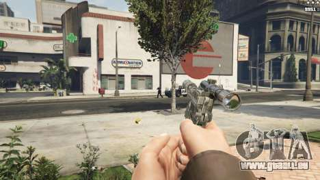GTA 5 DL44 cinquième capture d'écran