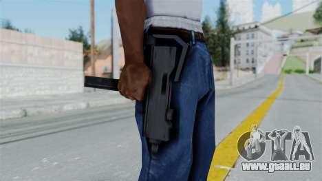 Vice City Ingram Mac 10 für GTA San Andreas dritten Screenshot