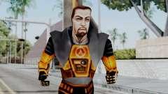 Gordon Freeman HEV SUIT from Half Life