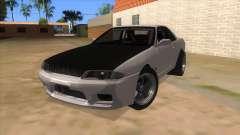 Nissan Skyline R32 Drag pour GTA San Andreas