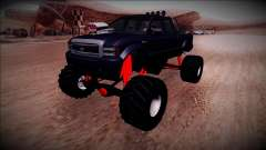 GTA 5 Vapid Sadler Monster Truck pour GTA San Andreas
