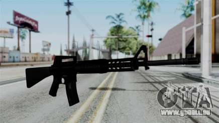 No More Room in Hell - M16A4 Carryhandle für GTA San Andreas