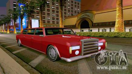 Stafford Limousine v2.0 für GTA San Andreas