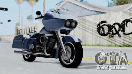 Harley-Davidson Road Glide für GTA San Andreas
