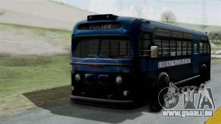 Parry Bus Police Bus 1949 - 1953 Mafia 2 pour GTA San Andreas