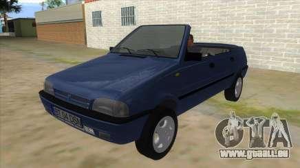 Dacia SuperNova pour GTA San Andreas