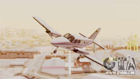Piper Seneca II für GTA San Andreas