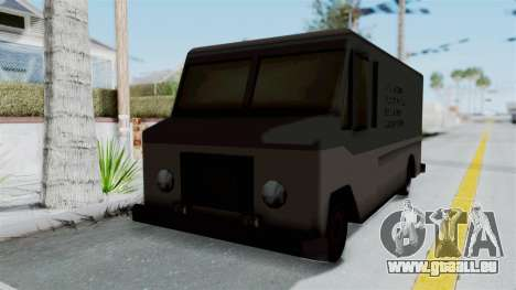 Boxville from Manhunt pour GTA San Andreas