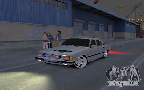 GAZ 3102 pour GTA 4