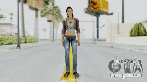 Half Life 2 - Alyx FakeFactory Model pour GTA San Andreas deuxième écran
