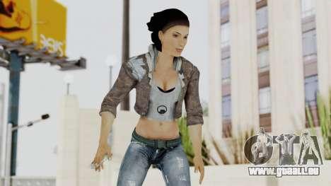 Half Life 2 - Alyx FakeFactory Model pour GTA San Andreas