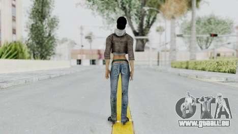 Half Life 2 - Alyx FakeFactory Model pour GTA San Andreas troisième écran