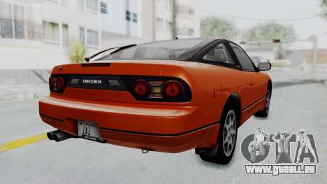 Nissan Sileighty - Stock pour GTA San Andreas laissé vue
