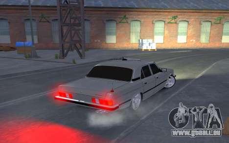 GAZ 3102 pour GTA 4 est un droit