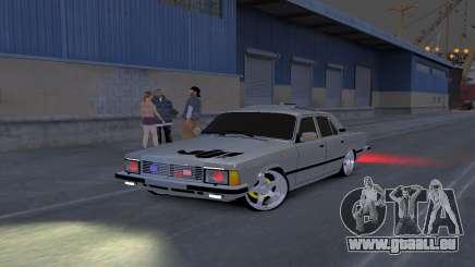 GAZ 3102 für GTA 4
