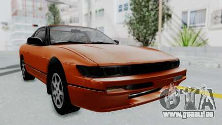 Nissan Sileighty - Stock pour GTA San Andreas