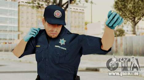 GTA 5 Paramedic LV pour GTA San Andreas