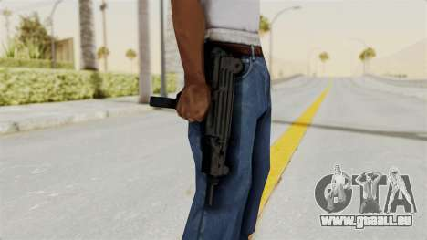 Liberty City Stories Uzi pour GTA San Andreas