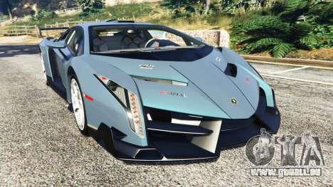 Lamborghini Veneno 2013 für GTA 5