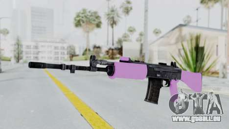 IOFB INSAS Light Pink pour GTA San Andreas
