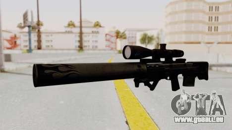 VKS Sniper Rifle pour GTA San Andreas