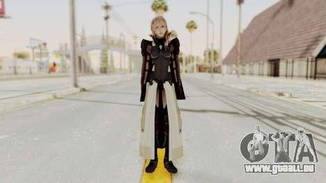 LRFFXIII Lightning Equilibrium Garb v2 für GTA San Andreas zweiten Screenshot