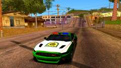 Ford Mustang Iranian Police pour GTA San Andreas