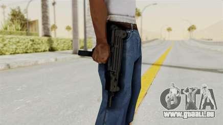 Liberty City Stories Uzi pour GTA San Andreas