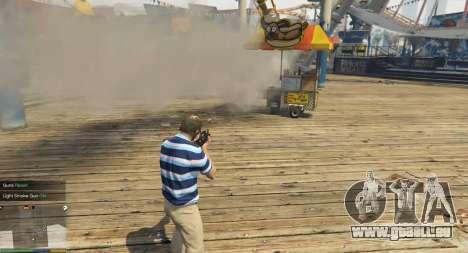 GTA 5 Particle Guns 0.3a troisième capture d'écran
