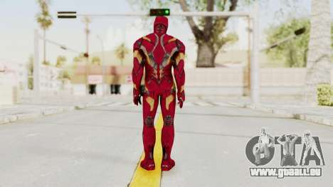 Iron Man Mark 46 pour GTA San Andreas troisième écran