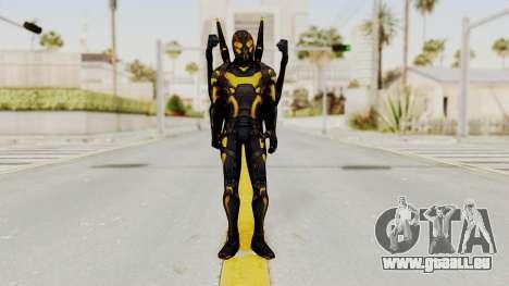 Marvel Future Fight - Yellowjacket pour GTA San Andreas deuxième écran