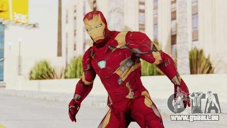 Iron Man Mark 46 pour GTA San Andreas