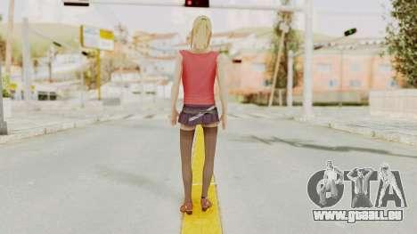 Millie Skin für GTA San Andreas dritten Screenshot