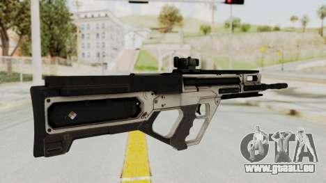 Integrated Munitions Rifle pour GTA San Andreas deuxième écran