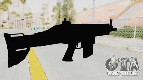 SCAR H für GTA San Andreas dritten Screenshot