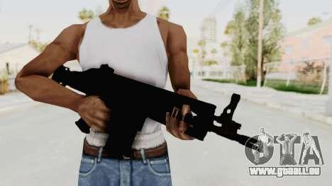 SCAR H für GTA San Andreas