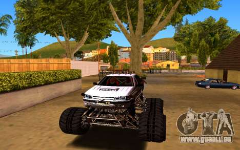 Peugeot Persia Full Sport Monster pour GTA San Andreas